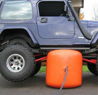 Exhaust/Pump Dual Inflatable Jack/Air Jack 4T Car Truck SUV Off-road Rescue