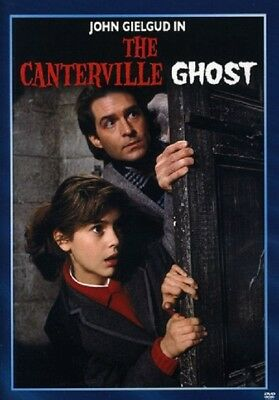 The Canterville Ghost (John Gielgud, Ted Wass) New Region 1 DVD