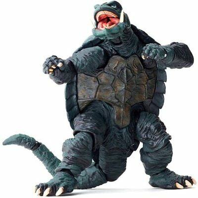 Special effects Revoltech 006 Gamera Monster aerial battle Gamera non-scale