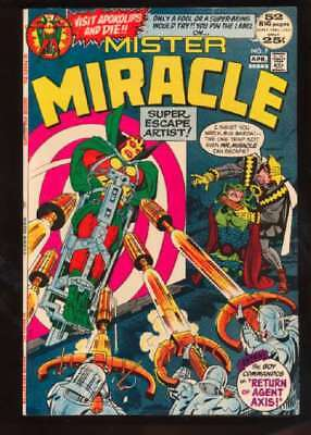 Mister Miracle (1971 series) #7 in Very Fine minus condition. DC comics [ ku]