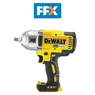 "Dewalt DCF894N 1//2/"" Compact Impact Wrench High Torque 18V 1x 4Ah Battery DCB182"