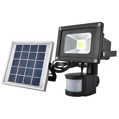 ESP Nighthawk 12W IP55 LED Security Light Floodlight With 160° PIR Detection
