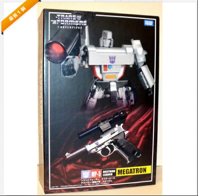 TAKARA TOMY silver thunderbolt MP-18 blue thunderbolt box in stock