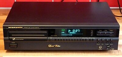 Marantz CD52 MKII Special Edition CD Player