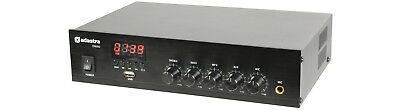 Adastra Dm-Series Mixer-Amp mit USB / Fm Bluetooth - DM40 Digital 100V 40W