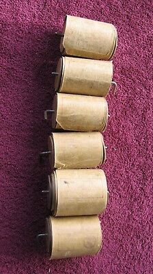 6 Tanzbar German Concertina Automatic Player Accordian Rolls~Made in Germany~bb