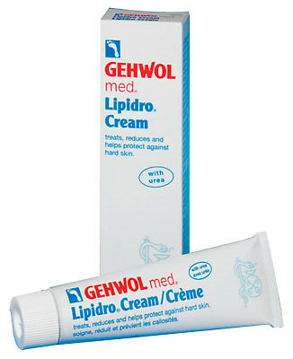 Gehwol Med Lipidro Cream 10% Urea For Dry Skin