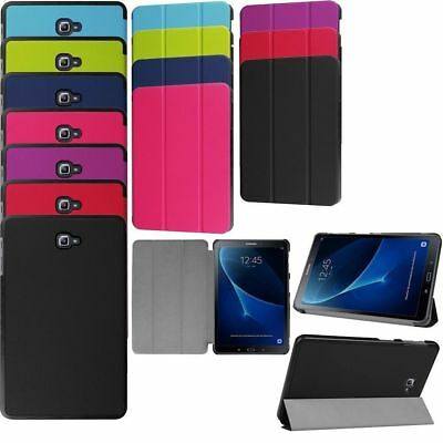 "Smart Case Magnetic Cover for Samsung Galaxy Tab A 10.1"" T-580 / T-585 Tablet"