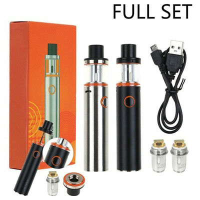 1650mAh Mini Portable Electronic Tube Kit High Vape E Pen Cigarettes Vape BEST A
