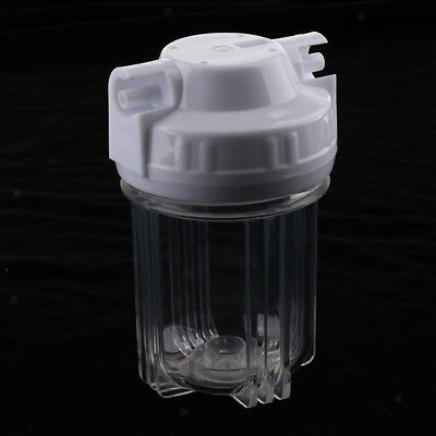 Water Filtration System Undersink Filter Water Purifier Filter Bottle 3/8''