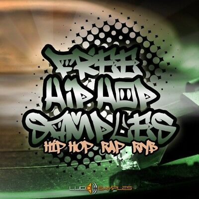 Hip-Hop Free Samples, Loops, Sounds [DVD non BOX]