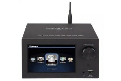 COCKTAIL AUDIO X14 X-14 All-in-One Audiophile System  BRAND NEW WARRANTY
