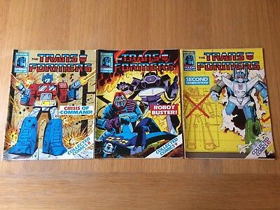 The Transformers - Collected Comics 8, 9 & 10
