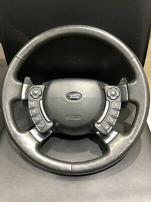 Range Rover Vogue Autobiography 2009 L322 Heated Steering Wheel Complete