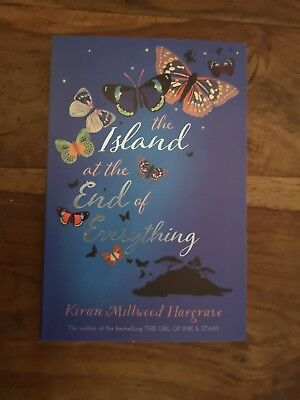 The Island At The End Of Everything - Kiran Millwood Hargrave anglais