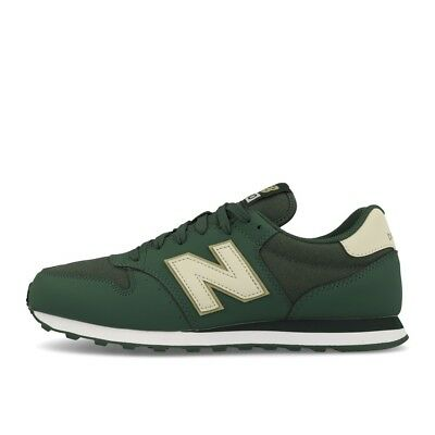 NEW BALANCE GM 500 CFM Faded Rosin Schuhe Sneaker Grün EUR