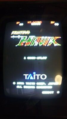 FIGHTING HAWK, original Taito pcb jamma,arcade game , working 100%