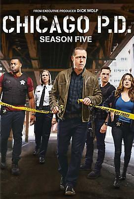 Chicago PD: Complete Season 5 Five 5th DVD FREE 2-3 EXPEDITED SHIPPING