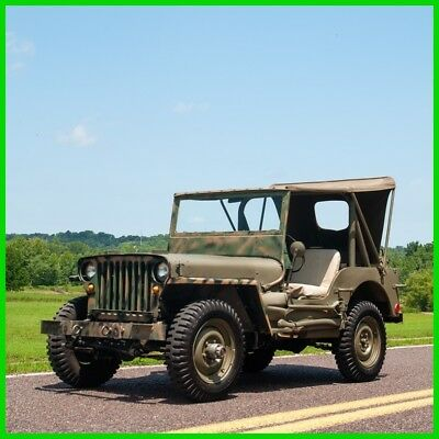 1948 Jeep Other  1948 Jeep GPW