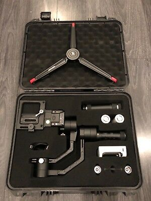Zhiyun Crane V2 3-axis Gimbal Stabilizer for Mirrorless Camera and DSLR for A7