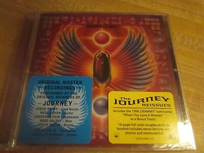 Cd Journey Greatest Hits New Sealed