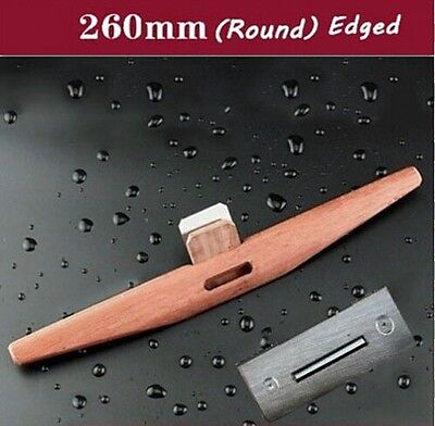 Plane Woodworking wood tool 3CM Edged Spokeshave Round bottom Handle Tools