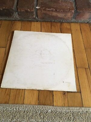 The Beatles - White Album Apple Original Numbered 1968