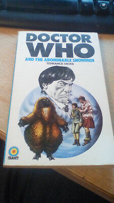 Doctor Who and the Abominable Snowmen (Target books)
