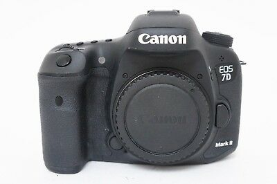 Canon EOS 7D Mark II– 20.2MP Digital SLR Camera Body Only
