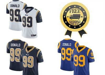 AARON DONALD, LOS Angeles Rams #99 NFL Jersey Style Graphic T Shirt  for cheap