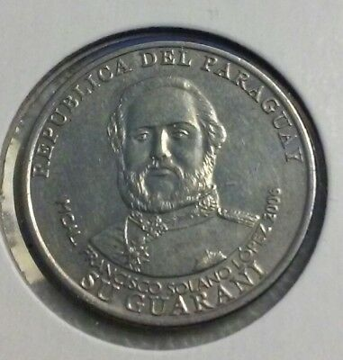 2006  Paraguay 1 Mil. Guaranies Coin   (#IN2348)