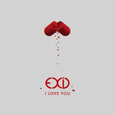 EXID - I LOVE YOU (3rd Single) CD+Booklet+Photocard+Folded Poster+Tracking no.