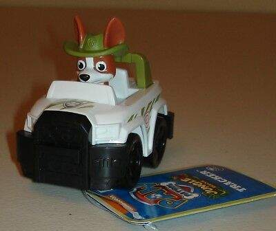 NWT Paw Patrol Racers Jungle Rescue Tracker