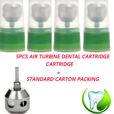 5x dental Air Turbine cartridge for high Fast speed wrench type Large handpiece