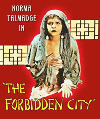 Standard 8mm Feature Film: THE FORBIDDEN CITY (1918) Norma Talmadge - 1200 ft.