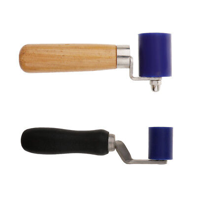 2PC High Heat Resistant 45MM+40MM Silicone Pinch Roller Welding Install Tool
