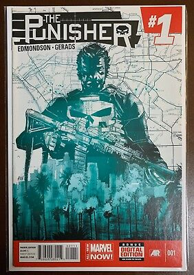 Marvel PUNISHER Vol 10 #1-20, TRIAL OF THE PUNISHER #1-2 complete NM 9.2-9.6