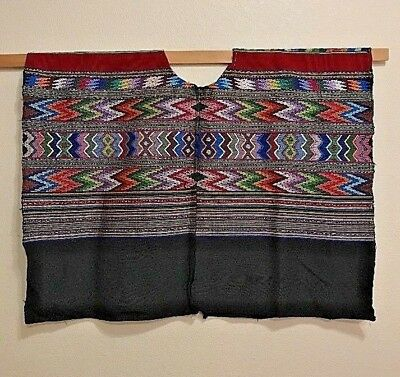 Huipil Hand Woven On A Backstrap Loom Guatemala Excellent And Unique