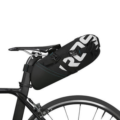 Roswheel MTB Road Bike Seat Bag Waterproof Bicycle Bikepacking Saddle Bag