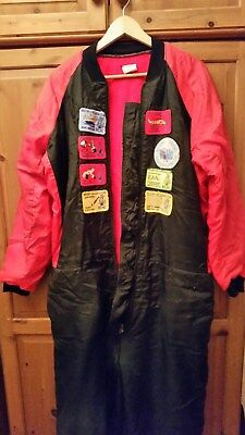 scuba diving thinsulate suit and bootys