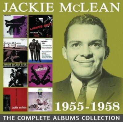 The Complete Albums Collection 1955-1958 (4CD BOX SET)