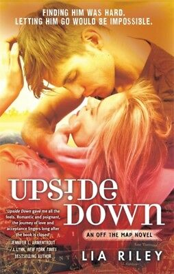 Upside Down: Off the Map 1 (Paperback)