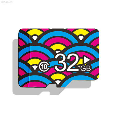 2D94 Durable 32GB TF High Capacity Cameras Music 4 in 1 Card High-Speed Card