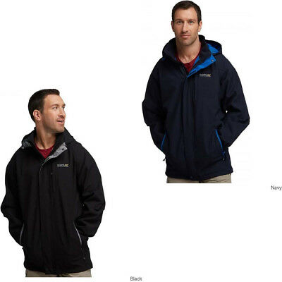 Regatta Mens Northfield IV Stretch Wind Waterproof Rain Jacket 2 Colours
