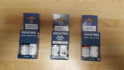 Genuine Volvo Touch Up Paint Set