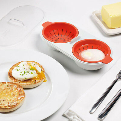 Easy Eggwich Microwave Cheese Egg Cooker Maker Omelets Kitchen Cooking Tool Aw2E