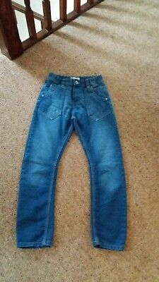 Boys Aged 10 Jeans - Relaxed Fit