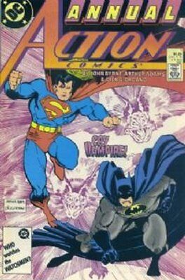 Action Comics Annual #   1 (VFN+) (VyFne Plus+) DC Comics ORIG US