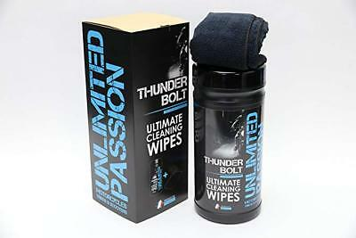 Motorcycle Thunderbolt Ultimate Cleaning Wipes- Only £29.69
