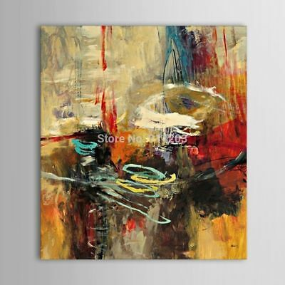 ZOPT386 wall art modern abstract 100% hand painted oil painting art canvas